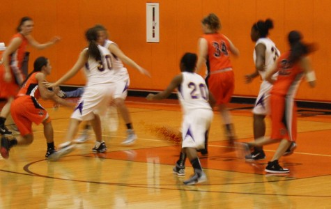 Lady Iron Basketball produces first win of the season