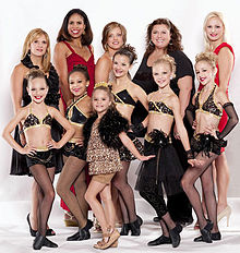 Dance Moms is back
