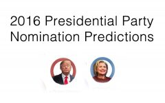 2016 Presidential Race: Party Nomination Predictions