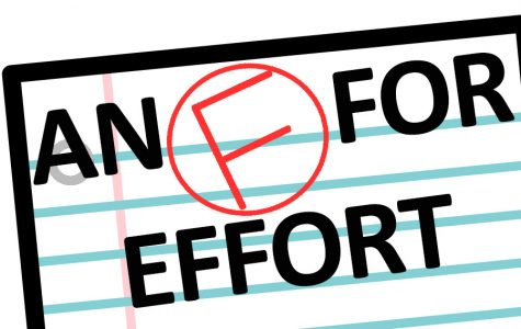 An F for effort