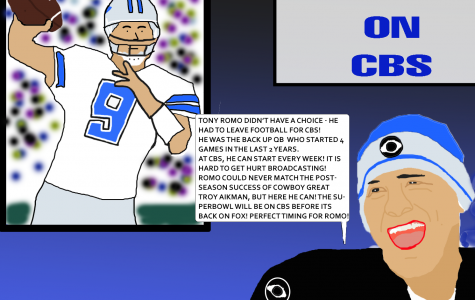 Opinion: Romo plays in postseason – for CBS