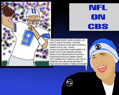 Opinion: Romo plays in postseason – for CBS