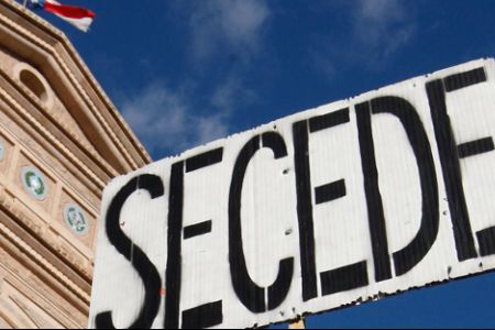 20 States start secession petitions
