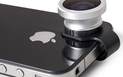 Gizmon Clip-on Lenses for iOS Camera