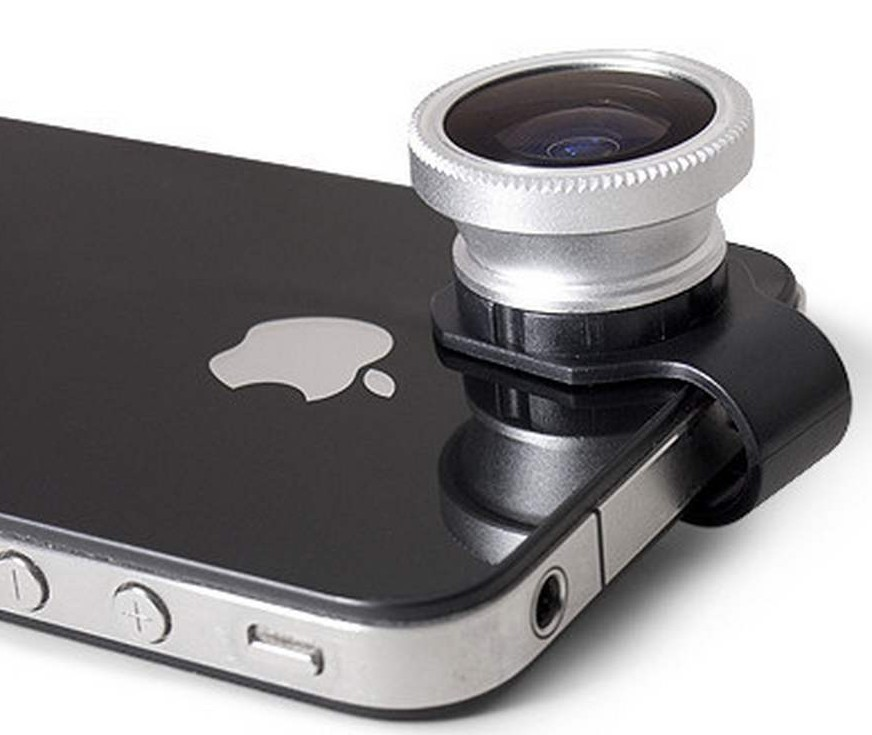 Gizmon+Clip-on+Lenses+for+iOS+Camera