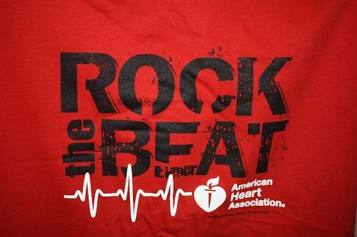 Go Red t-shirt design