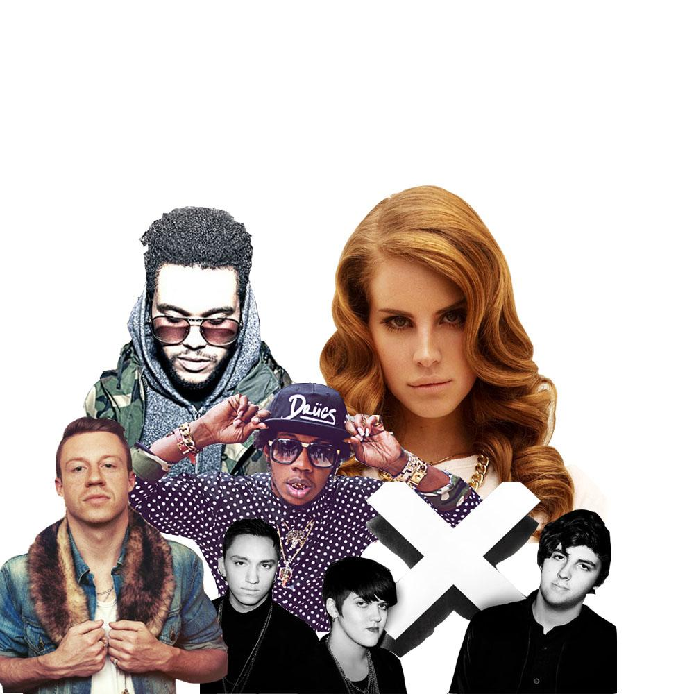 Musical artists to look for in 2013