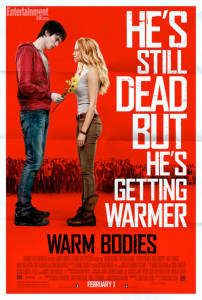 Warm Bodies: heats up the box office