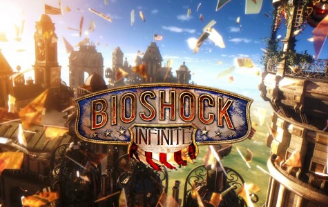 "Bioshock Infinite ""High Skies Adventure of the Year"""