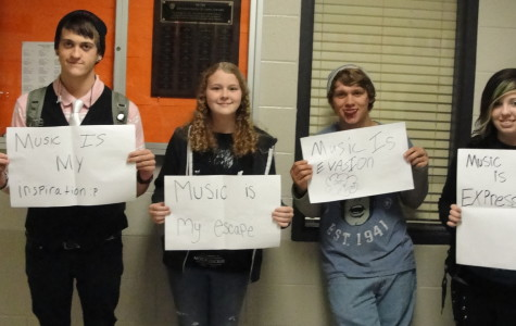 Students say metal music has a 'positive impact'