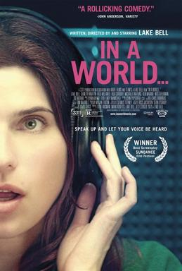 Indie comedy 'In A World…' shines with sharp wit and humor