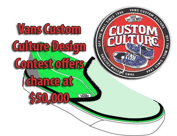 Vans Custom Culture contest