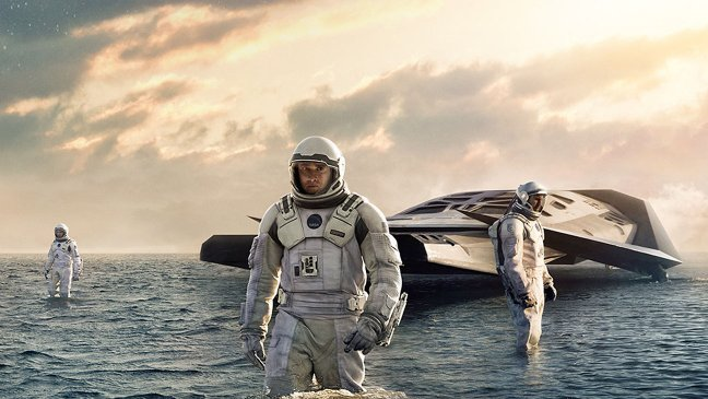 Interstellar (2014) follows former NASA pilot Cooper (Matthew McConaughey) as he attempts to negotiate his love of his children with his mission to save life on Earth.