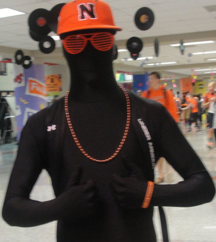 Photo Gallery: Homecoming Orange and Black day