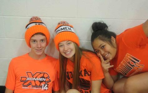 Photo Gallery: Orange and Black day