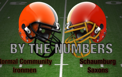 By The Numbers: Normal Community vs. Schaumburg Saxons