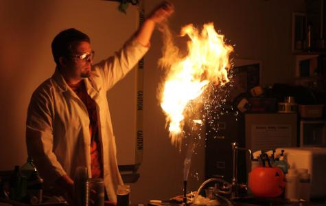 Photo Gallery: Chemistry Halloween Photos