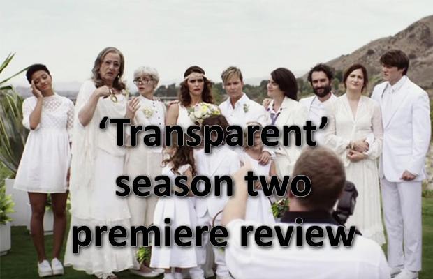 'Transparent' season two premiere review