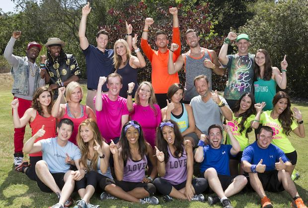The+season+27+cast+of+%27The+Amazing+Race%27+on+CBS.