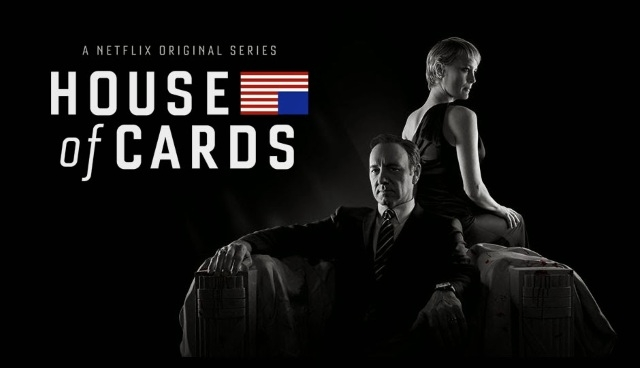 'House of Cards' promotional photo.