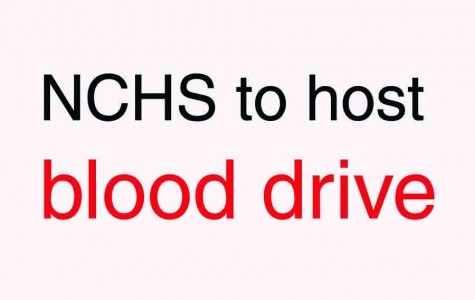 NCHS to host blood drive
