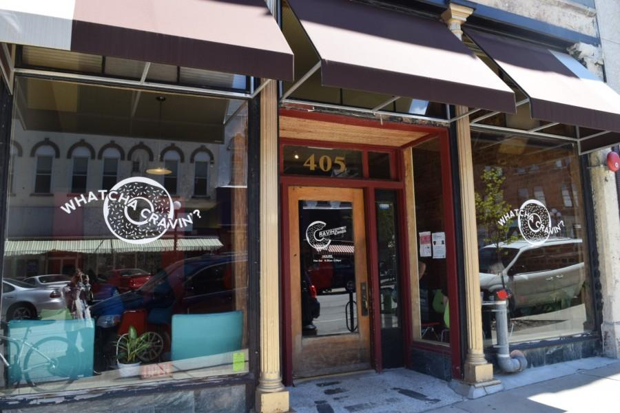Cravin' Donuts Storefront