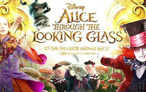 "Alice Again: A look at ""Alice: Through the Looking Glass"""