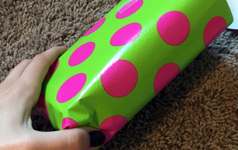 Life skills they don't teach in high school: How to wrap a present?