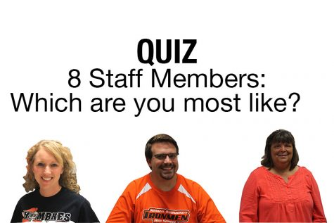 QUIZ: Which NCHS teacher are you?