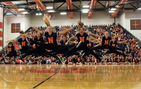 Iron Dance Team pirouettes into new division