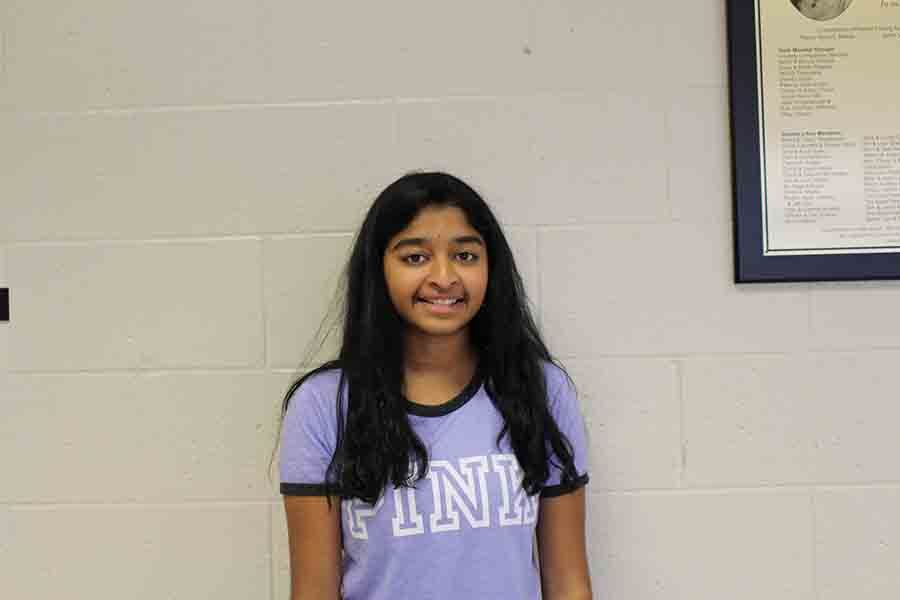 Sindhu Komaragiri (11) wants to stop procrastinating. In order to achieve her goal, Komaragiri resolves to give her phone to her parents at 9:00 PM so that she isn't distracted by it.