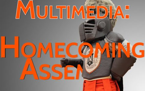 Multimedia: 2017 Homecoming assembly