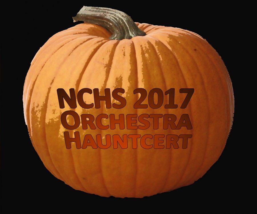 NCHS 2017 Orchestra Hauntcert