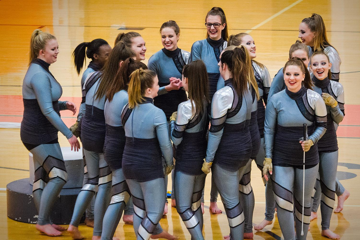 2016 marked the last year that NCHS Winter Guard would perform, the Guard merged with Normal Community West to field a more competitive team for the 2017 season.