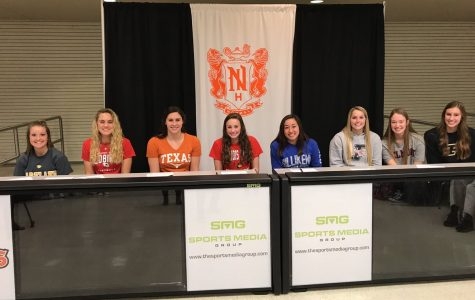 Signing Day: Athletes commit to college athletics