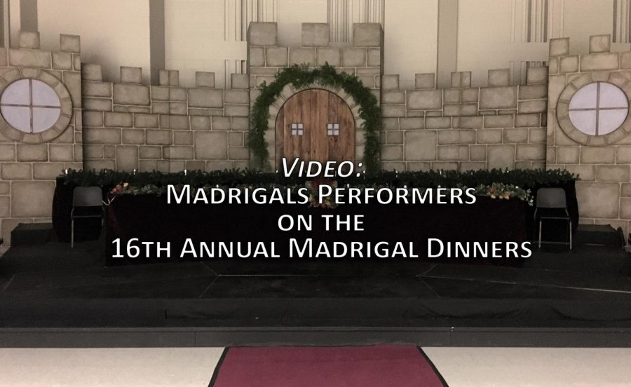 Video: Madrigals performers on upcoming concert