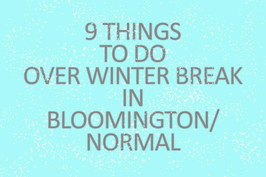 9 things to do over winter break