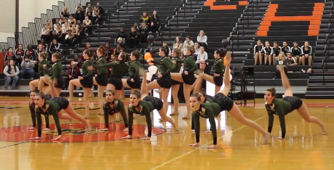 Dance Team falls short of State goal