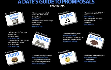 A Date's Guide to Promposals