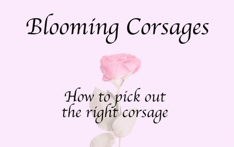 Blooming Corsages