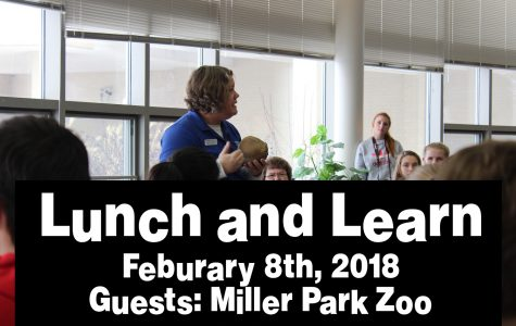 Miller Park Zoo: Lunch & Learn