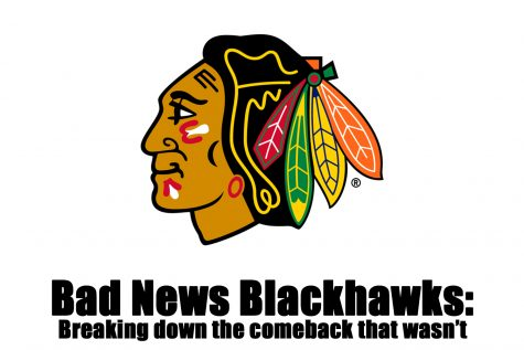 Bad News Blackhawks: Breaking down the comeback that wasn't