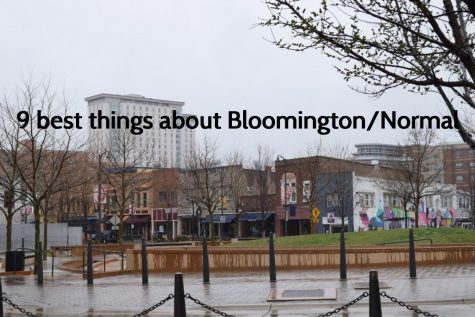 9 best things about Bloomington/Normal