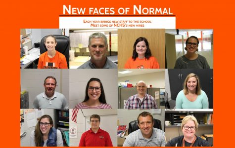 New faces of Normal: Meet the new staff