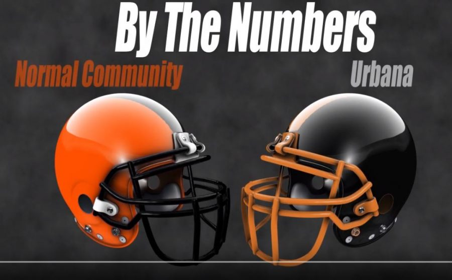 By the Numbers: vs. Urbana