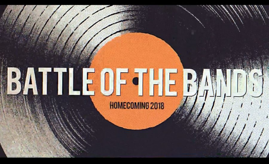 Video: Behind the scenes of Battle of the Bands