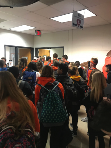 NCHS students find a focus