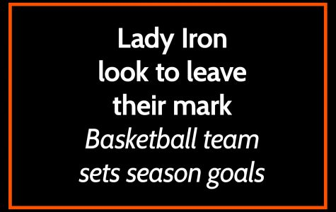 Lady Iron look to leave their mark