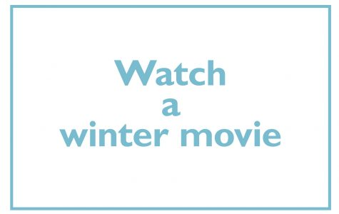 Watch a winter movie