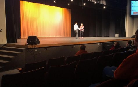 FBLA returns with 'Dancing with the Staff' event
